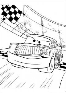 cars para colorear