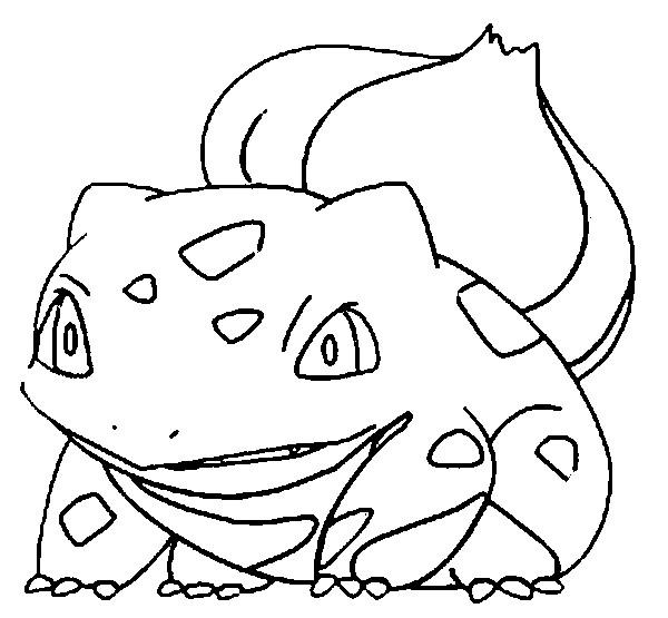 dibujo-colorear pokemon 7
