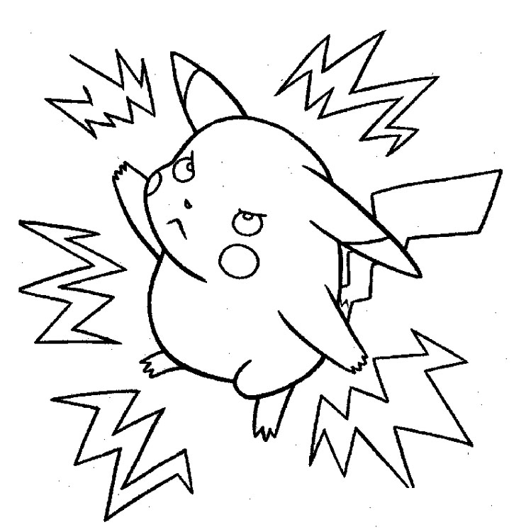 dibujo-picachu