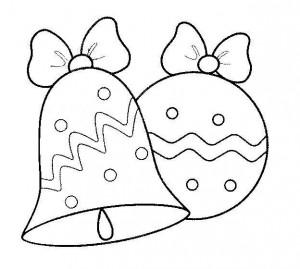 Bolas De Navidad Dibujos Para Colorear.Navidad